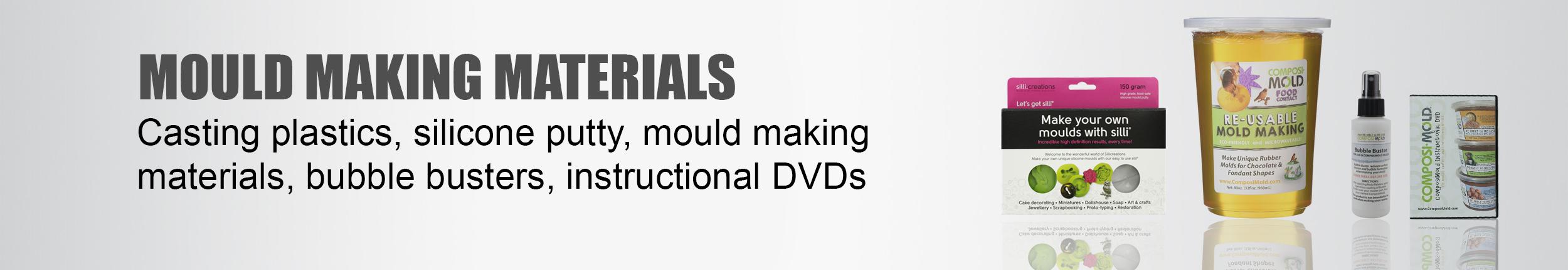 Mould Making Materials