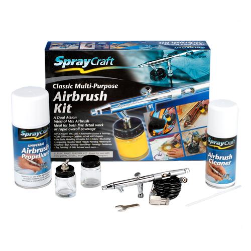 Airbrushing Supplies