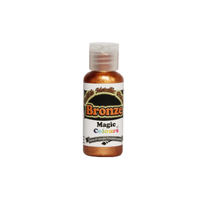 Magic Colours Metallic Paint - Bronze (32g)