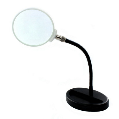 Modelcraft Flexible Neck Magnifier