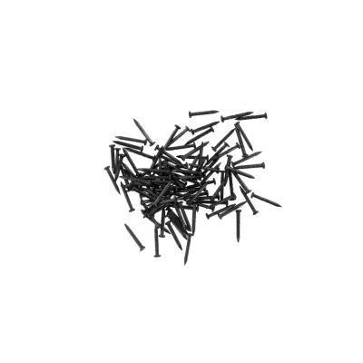 Modelcraft Black Pins For Pin Pusher PPU8174 (7.5mm) x 100
