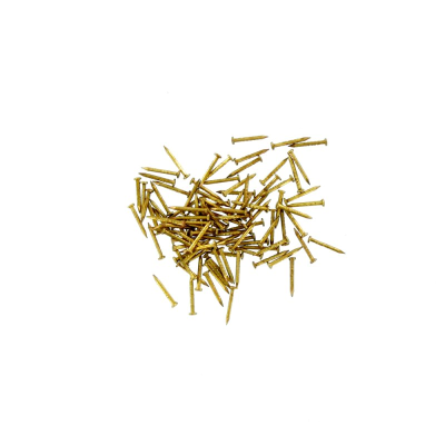 Modelcraft Brass Pins For Pin Pusher PPU8174 x 100