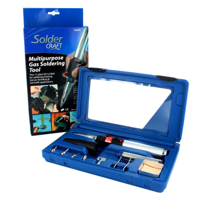 Soldercraft Multipurpose Gas Soldering Tool