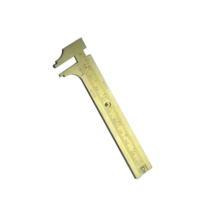 Jeweltool Brass Sliding Gauge (80mm)