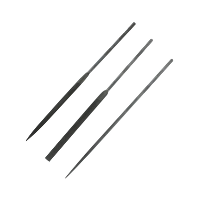 Jeweltool 3 Pce Swiss Style Precision Needle Files