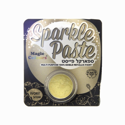 Magic Colours Sparkle Paste Ivory (8g)