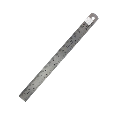Modelcraft Steel Rule (150mm)