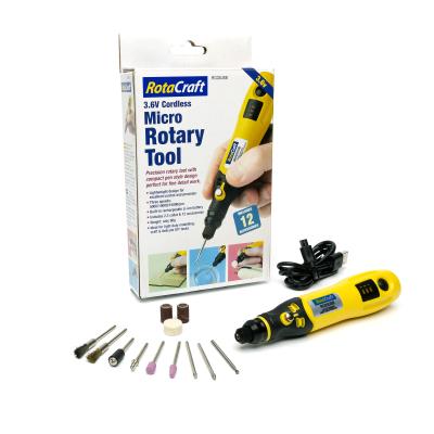 Rotacraft 3.6V Micro Rotary Tool