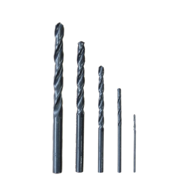 Minitool 32112 5 Pce Twist Drill Set