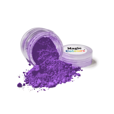 Magic Colours Petal Dust – Deep Purple (7ml)
