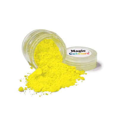 Magic Colours Petal Dust – Lemon Yellow (7ml)