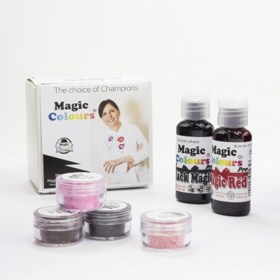 Magic Colours Modelling Set Mary Presicci