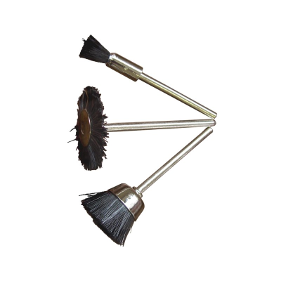 Minitool 32613 3 Pce Nylon Brush Set