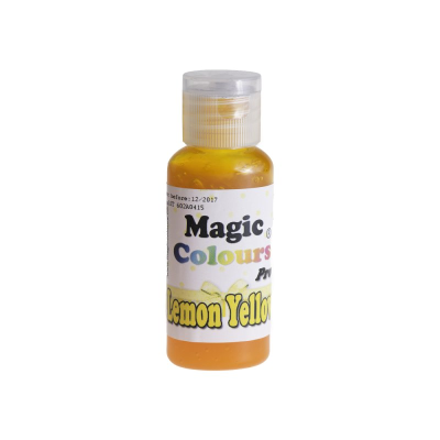 Magic Colours PRO – Lemon Yellow (32g)