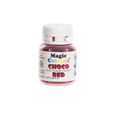 Magic Colours Supa-Powder Choco - Red (5g)