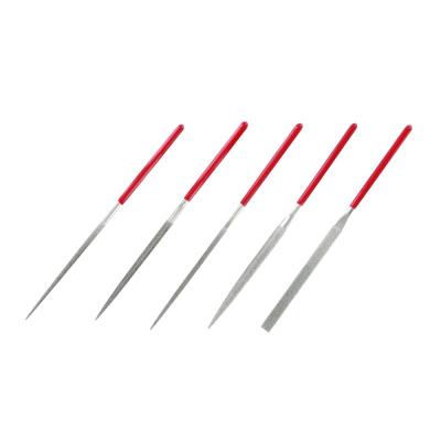 Jeweltool 5 Pce Diamond Needle Files (140mm)
