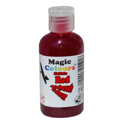 Magic Colours Classic Airbrush Colour – Red (55ml)