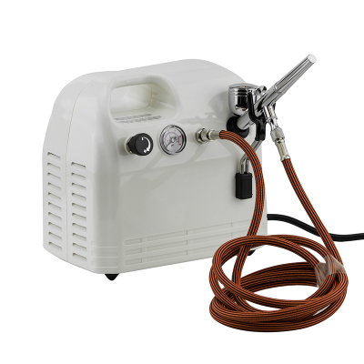 Spraycraft SP66 Retro Airbrush & Compressor Kit