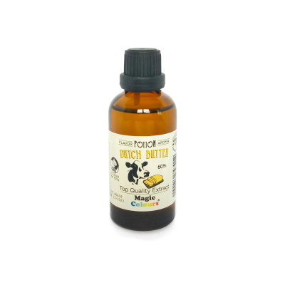 Magic Colours Aroma & Flavour Potion - Dutch Butter (50ml)