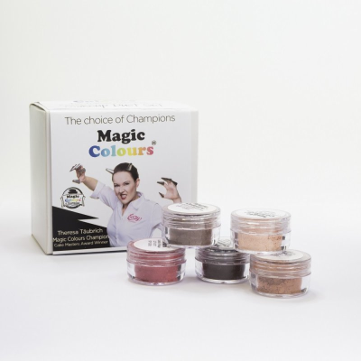 Magic Colours Makeup Dust Set by Theresa Täubrich