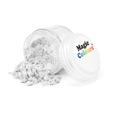 Magic Colours Lustre Dust – Pearl White (7ml)