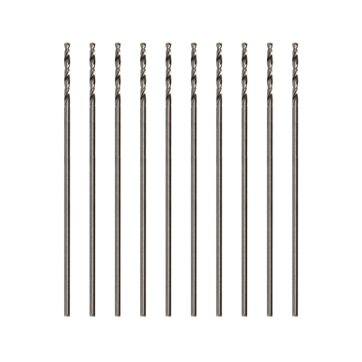 Modelcraft Precision HSS Drill Bits 0.7mm (Pack of 10)