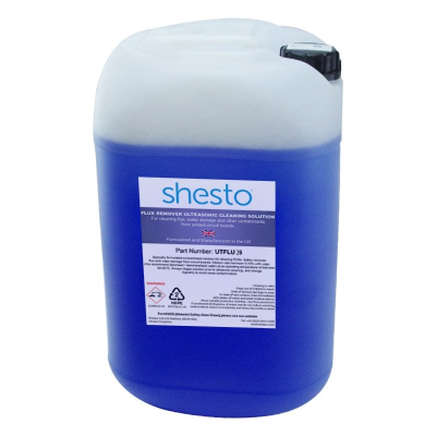 Shesto Ultrasonic Cleaner Solution For Flux Remover and PCB (25 Litre)