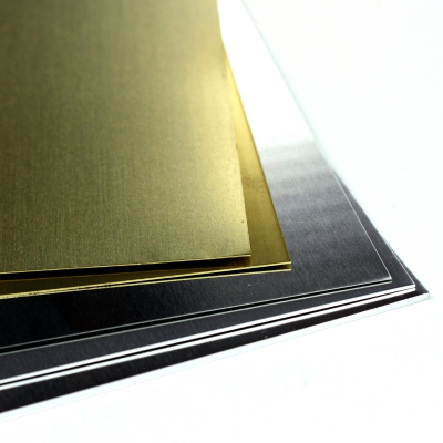 K&S Assorted Brass Sheet Metal x 1