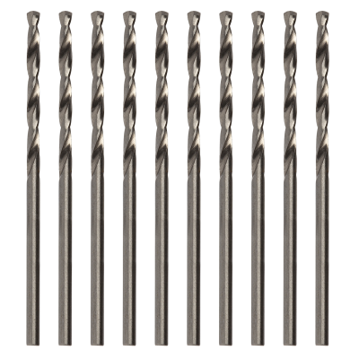 Modelcraft Precision HSS Drill Bits 2.0mm (Pack of 10)