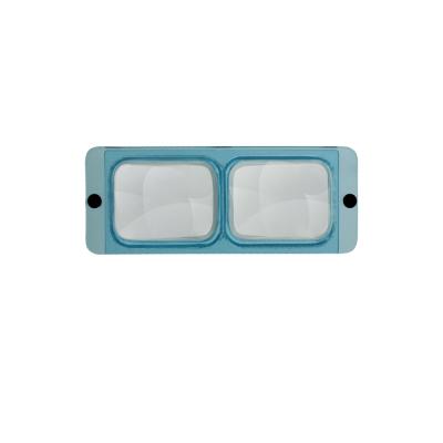 OptiVISOR Lens Plate No.4 (2x)
