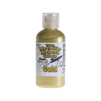 Magic Colours Metallic Airbrush Colour – Gold (55ml)