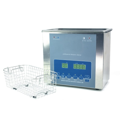 Shesto Ultrasonic Cleaner Tank - 3 Litres