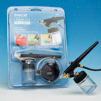 Spraycraft Easy-to-Use Airbrush