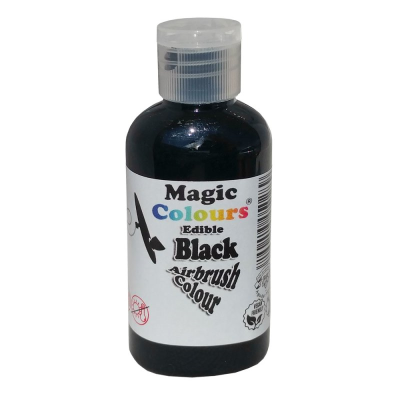 Magic Colours Classic Airbrush Colour – Black (55ml)