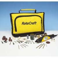 Rotacraft RC18X Variable Speed Mini Rotary Tool Kit