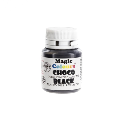 Magic Colours Supa-Powder Choco - Black (5g)