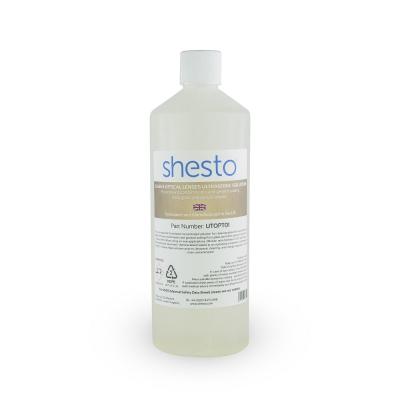 Shesto Ultrasonic Cleaner Solution For Glass and Optical Lenses (1 Litre)