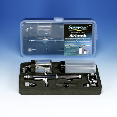 Spraycraft SP60 Universal Dual Action Airbrush