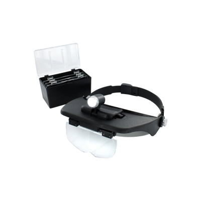 Lightcraft Standard Headband Magnifier Kit