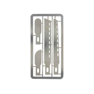 Modelcraft Mini Saw Blades x4 for #1 Handle