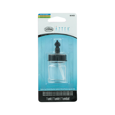 Aztek Siphon Jar for 320, 470 & 480 Series (28mm) 1/2oz - 15ml