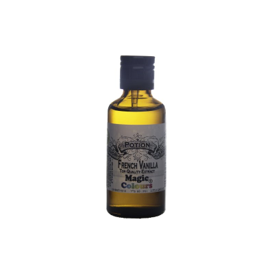 Magic Colours Aroma & Flavour Potion - French Vanilla (50ml)