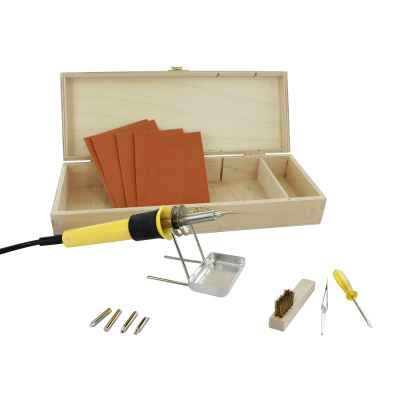 Soldercraft Pyrography Craft Set