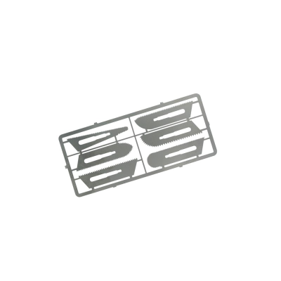 Modelcraft Precision Saw Set (0.24mm)