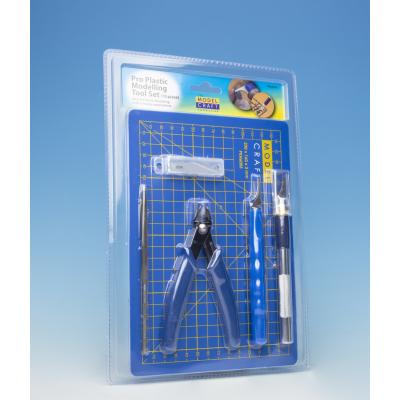 Modelcraft Pro Plastic Modelling Tool Set