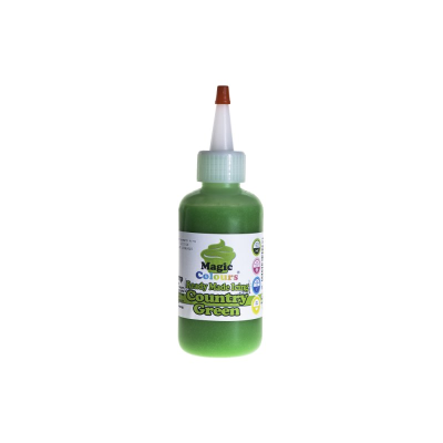 Magic Colours Ready Made Icing - Green (165ml)