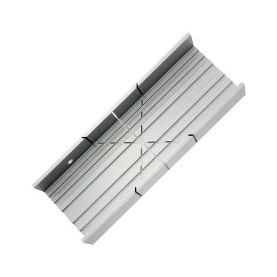 Zona Mitre Box (Aluminium) for use with Razor Saws (140mm)