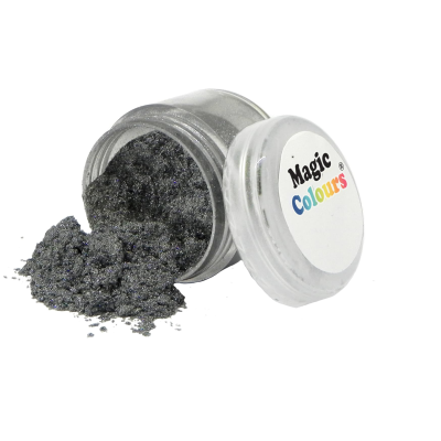 Magic Colours Lustre Dust – Black Pearl (7ml)