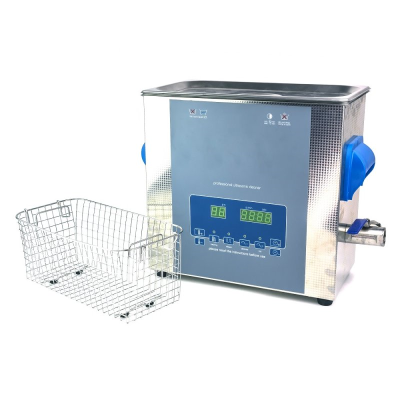Shesto Ultrasonic Cleaner Tank - 6 Litres