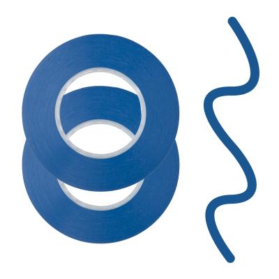 Modelcraft Flexible Masking Tape (3mm x 18m) x2